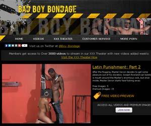 Welcome to Bad Boy Bondage