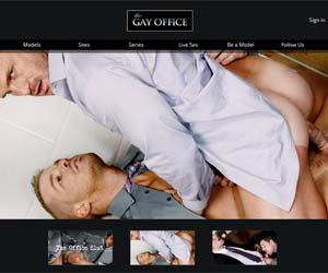 Welcome to The Gay Office